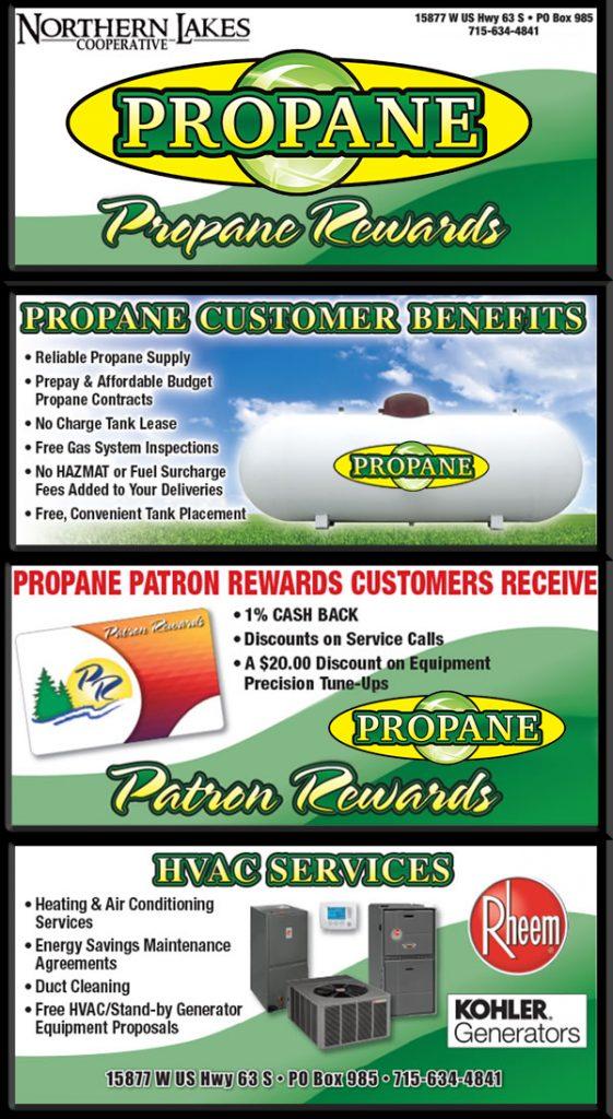 Customer Benefits - Northern Lakes Propane